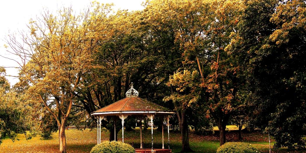 Ellington Park Bandstand