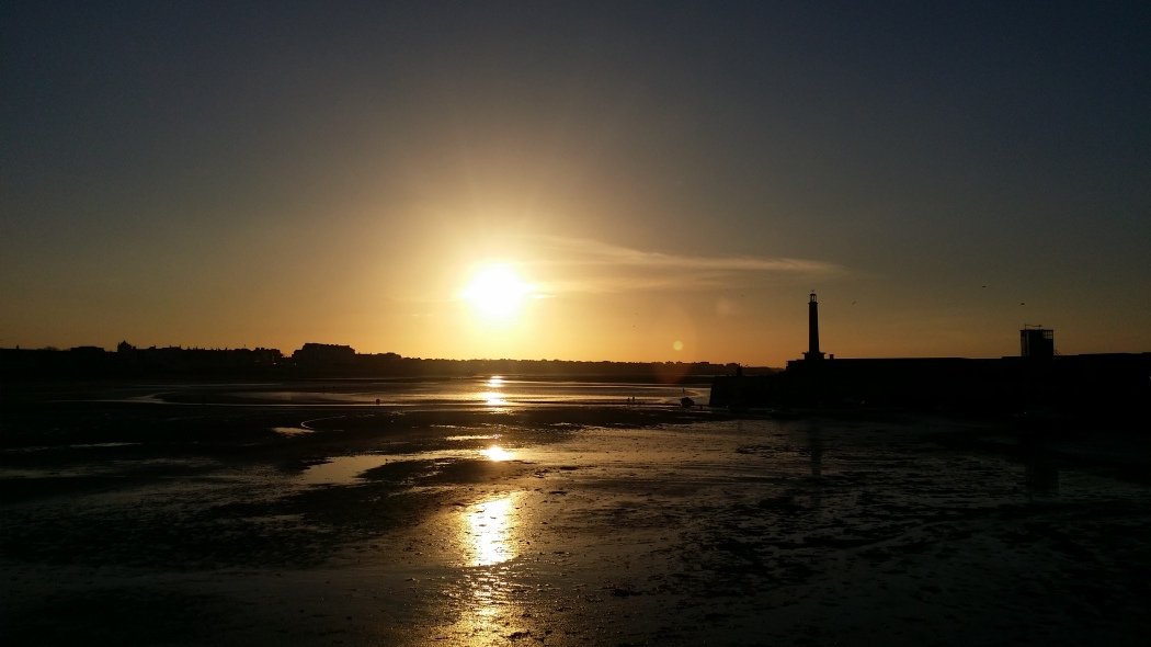 margate sunset february