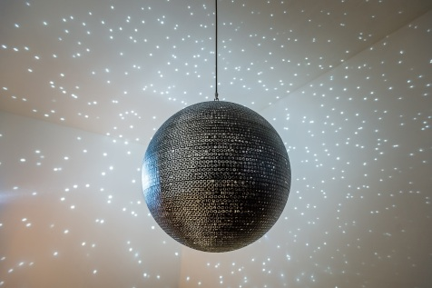 Katie Paterson, Totality, 2016. Photo © Ben Blackall. Courtesy of the Lowry