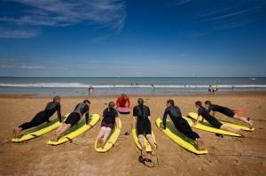 Joss Bay Surf School